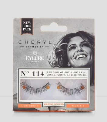 Cheryl Eyelure Black 114 Fake Eyelashes