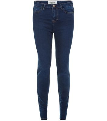 Tall 36in Blue Supersoft Super Skinny Jeans