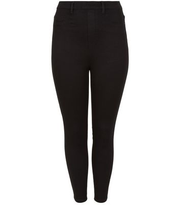 Curves Black Jeggings