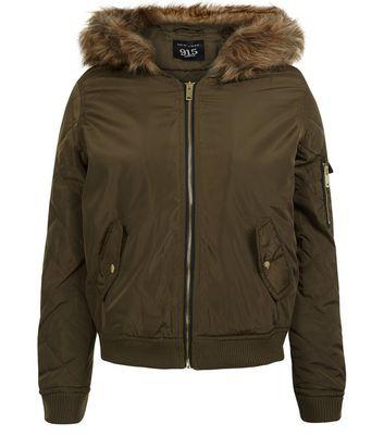 manteaux ados vestes parkas et blazers fille new look. Black Bedroom Furniture Sets. Home Design Ideas