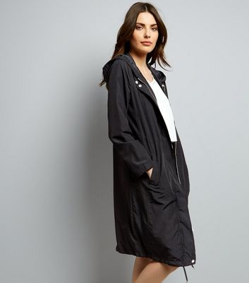Manchester Great Sale Cheap Online Cheapest Price For Sale New Look Drawstring Duster Jacket 1MrjkMwwf