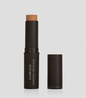 Natural Tan Flawless Foundation and Contour Stick