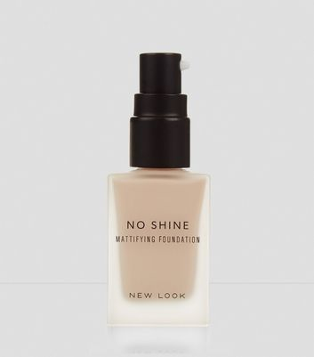 Porcelain No Shine Mattifying Foundation