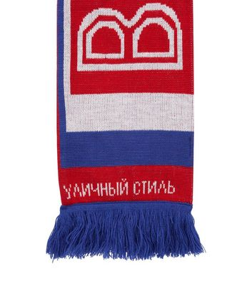 Red Sports Scarf
