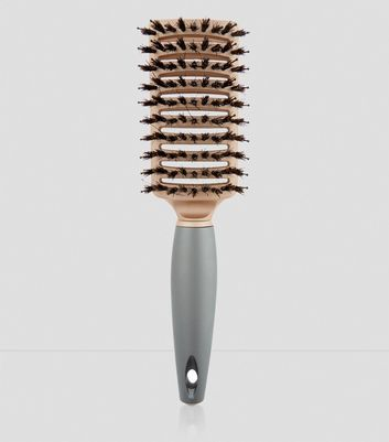 Rose Gold Gloss Vent Hair Brush