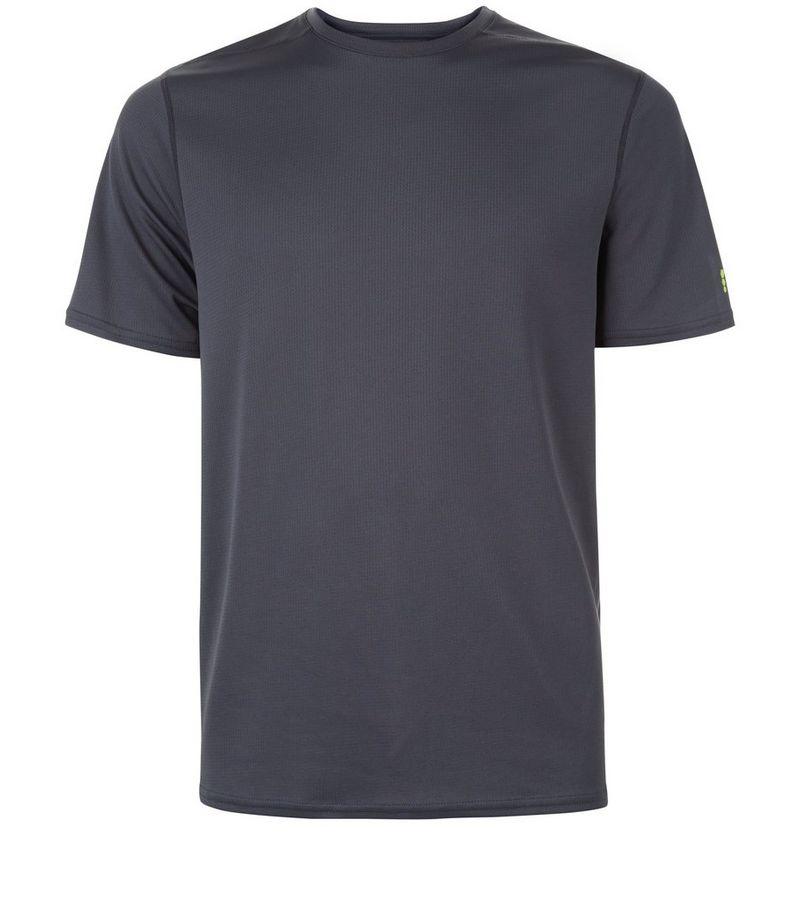 New Look - sport-t-shirt aus netzstoff - 4