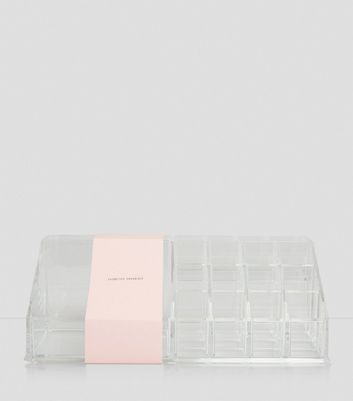 Transparent Cosmetics Organiser