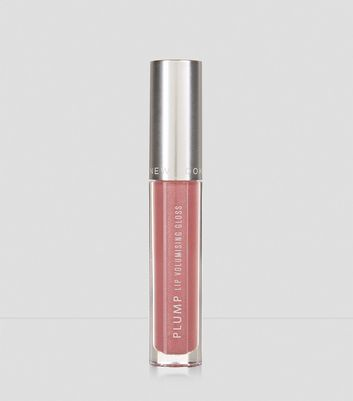 Nude Pink Plump Lip Volumising Gloss