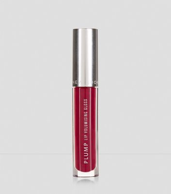 Berry Pink Plump Lip Volumising Gloss