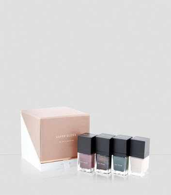 4 Pack Gloss Nail Polish Set