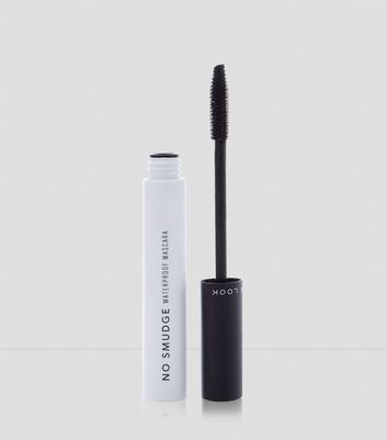 Black No Smudge Waterproof Mascara