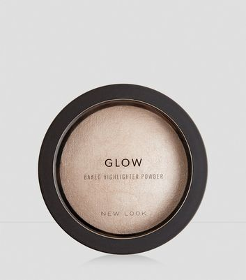 Pink Pearls Glow Baked Highlighter Powder