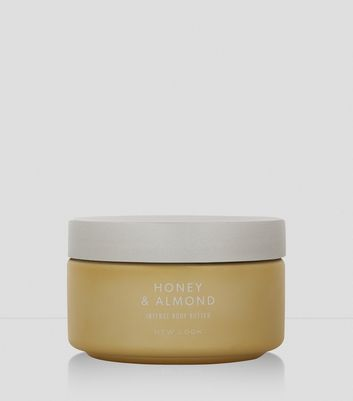 Honey and Almond Body Butter