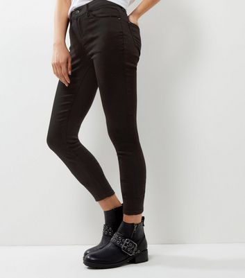 Tall Black Super Soft Super Skinny India Jeans