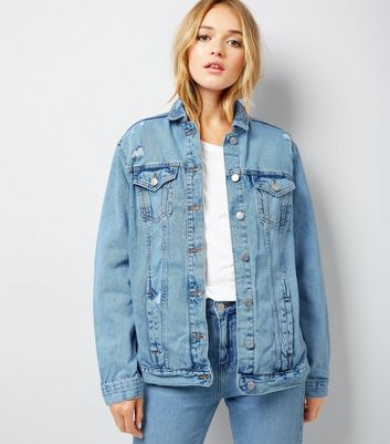 Denim Jacket | Womens Jean Jackets | New Look