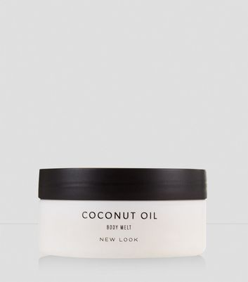 Coconut Oil Body Melt Jar