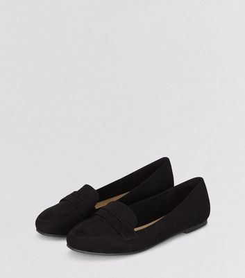 Womens Lightened Loafers New Look CTIH3zx