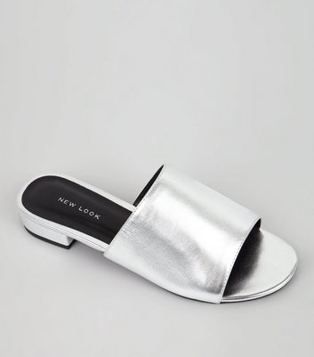 Silver Mules