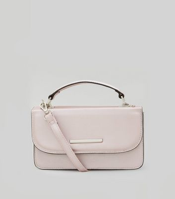 Lilac Cross Body Bag
