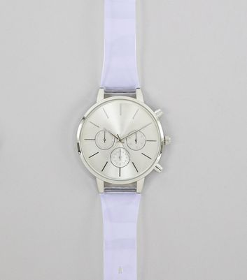 Crystal Mini Dials Sport Watch
