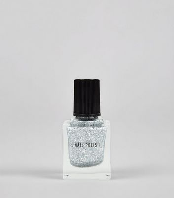 Disco Ball Glitter Nail Polish