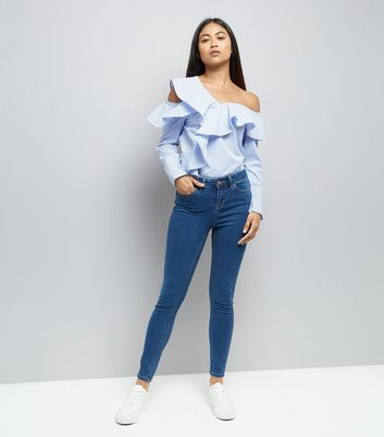 Pettie Blue Super Soft Skinny Jeans