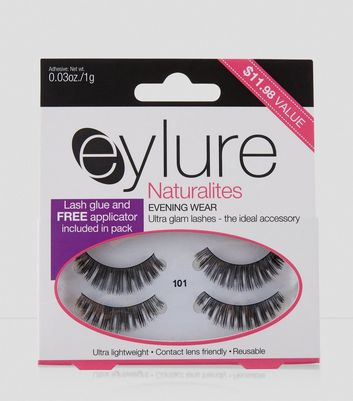 2 Pack Naturalites False Lashes