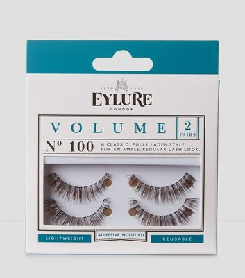 2 Pack Volume False Eyelashes