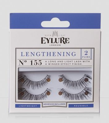 2 Pack Lengthening False Lashes
