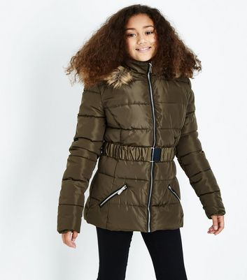 Girls' Jackets & Coats | Denim Jackets & Parka Coats | New Look