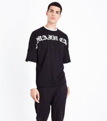 Black Remain Calm T-Shirt