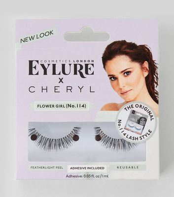 Eylure Cheryl Flower Girl False Eyelashes