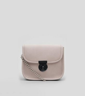 Lilac Mini Cross Body Bag