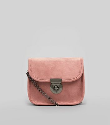 Pink Micro Cross Body Bag