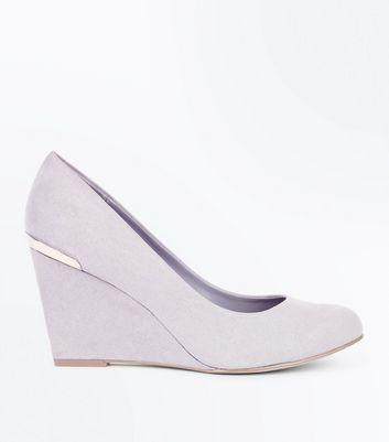 53b1a33e729 Wedge Heels White - Heels Zone