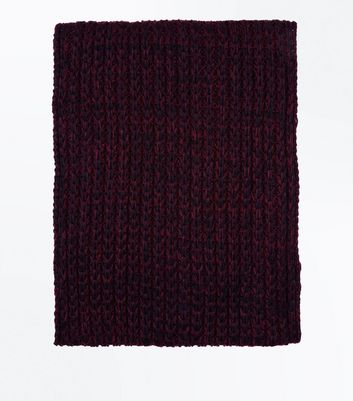 Burgundy Snood