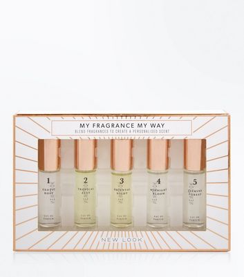 5 Pack Fragrance Blending Set