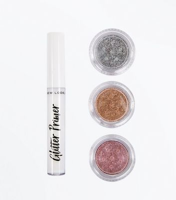 3 Pack Glitter Lip Kit
