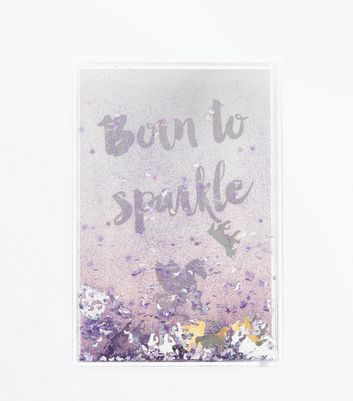 Born To Sparkle Shake It Frame