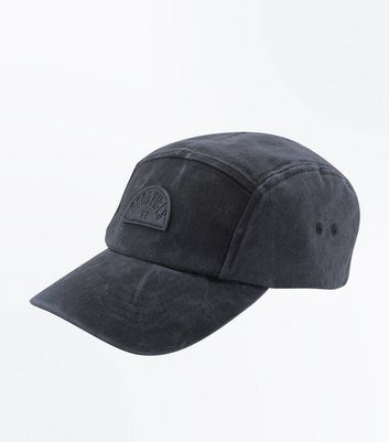 Black Acid Wash Good Vibes Cap