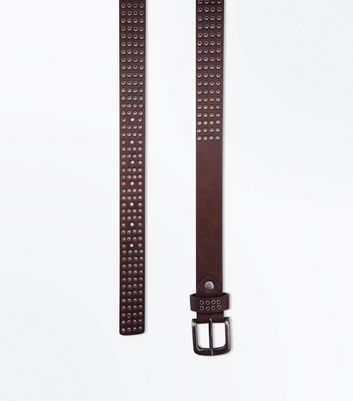 Brown Jeans Belt