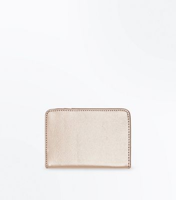 Rose Gold Passport Cover