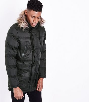 Men's Puffer Jackets | Padded Jackets & Coats | New Look