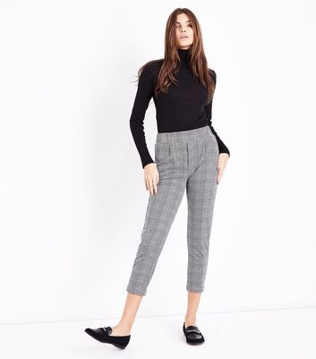 Innocence Black Prince of Wales Check Trousers