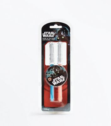 Star Wars Glow In The Dark Pen Set