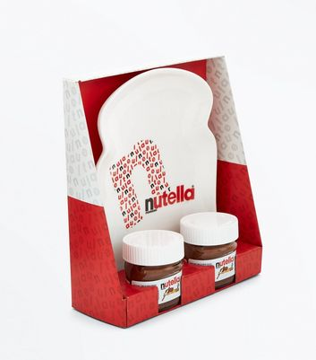 Red Nutella Toast Set