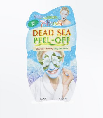 Montagne Jeunesse 7th Heaven Blue Dead Sea Peel-Off Face Mask