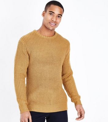 Mustard Knit Jumper