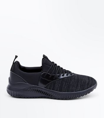 Baskets de running noires