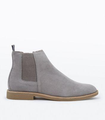 New Look EAN - Bottines gris ZQFTtGy4l